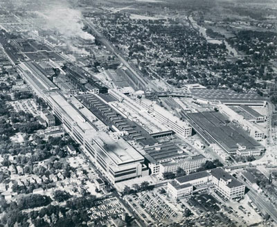 1954 Flint Aerial