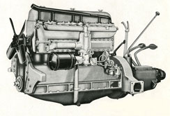 Buick 1931 Engine