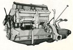 Buick 1931 Engine