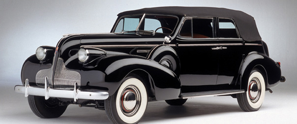 Support the <B>Buick Heritage Alliance</B>