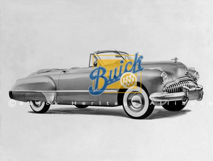 Buick Heritage Alliance Archives